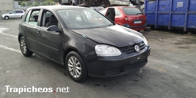 DESPIECE COMPLETO VW GOLF 5 BXE